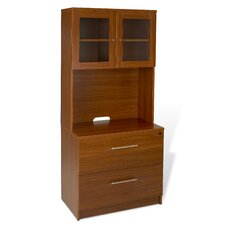 Pro X - Lateral File and Hutch Set