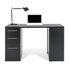 <strong>Jesper Office</strong> Study Computer Desk with Bookcase and File