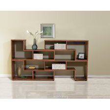 Open Storage Bookcase in Cherry (Set of 4)