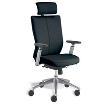 <strong>Jesper Office</strong> Modern Office Leather Executive Chair