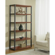 "<strong>Jesper Office</strong> Parson 76"" Open High Bookcase"