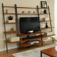 Jesper Office Parson Ladder TV Wall System