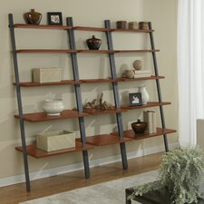 "Parson 71"" Ladder Wall System Bookcase"