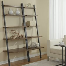 "Parson 71"" Ladder Wall Bookcase"