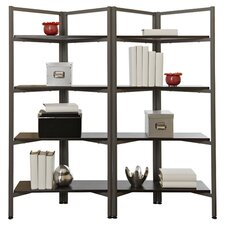 Tribeca Storage Bookcase with Four Shelves