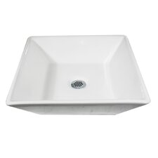 "<strong>Nantucket Sinks</strong> 16"" Vessel Bathroom Sink"
