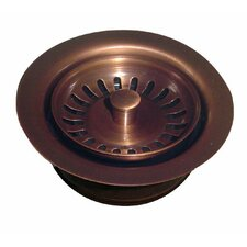 "<strong>Nantucket Sinks</strong> 3.5"" Grid Kitchen Sink Drain"