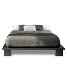 <strong>Stellar Home Furniture</strong> Cosmopolis Queen Platform Bed