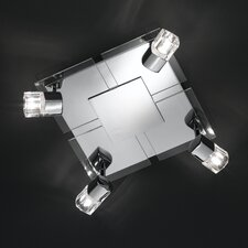 <strong>Wofi</strong> Halogen 4 Light Ceiling Spotlight