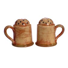La Gabbianella Salt and Pepper Shaker Set
