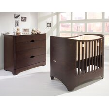 <strong>Leander</strong> 2 Piece Crib Set