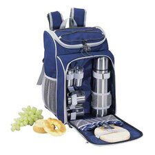 Cafe Sierra Coffee Set in Blue