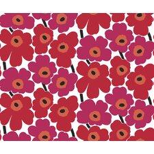 Volume 4 Unikko Floral Wallpaper