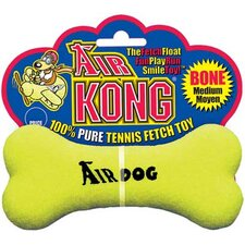 <strong>KONG</strong> Medium Air Squeaker Bone Dog Toy