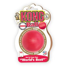 <strong>KONG</strong> Ball Dog Toy