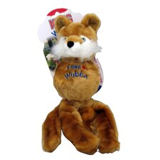 Brown Wubba Friend Dog Toy