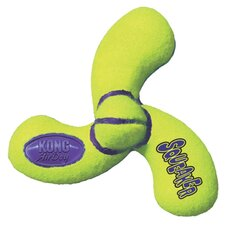 Air Squeaker Spinner Dog Toy