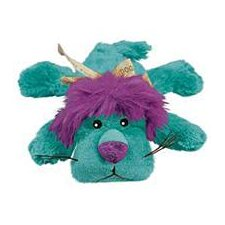 <strong>KONG</strong> Cozie King Dog Toy- Lion
