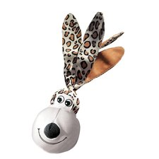 Wubba Floppy Ears Leopard Dog Toy