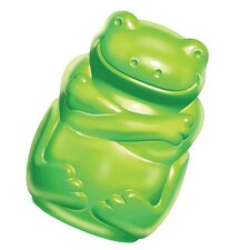 Squeezz Jels Frog Dog Toy