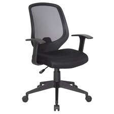 <strong>Essentials</strong> Mid-Back Mesh Managerial Chair