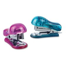 Translucent Plastic Mini Stapler