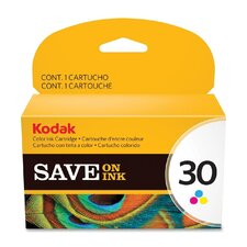 <strong>Kodak</strong> Ink Cartridge, 275 Page Yield, Tri-Color