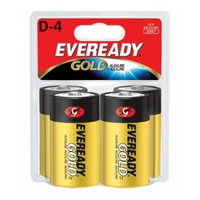 <strong>EVEREADY BATTERY</strong> D-Size Alkaline Battery