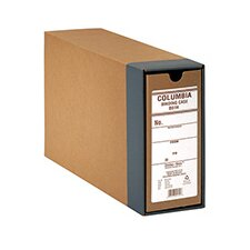 Columbia Bulk Packed High Arch Legal Size Binding Case (Set of 36)