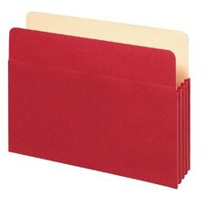 11 pt. Letter Size File Pocket (Set of 25)