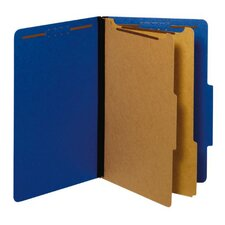 25 pt. Legal Size Classification Folder (Set of 50)