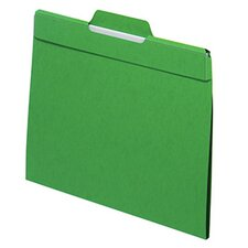 11 pt. Letter Size Secure File Folder (Set of 50)