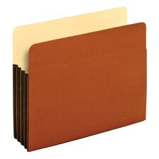 Letter Size File Pocket (Set of 5)