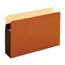 24 pt. Legal Size Extra Wide Pocket File (Set of 10)