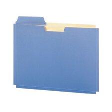 Letter Size Pocket File Folder (Set of 100)