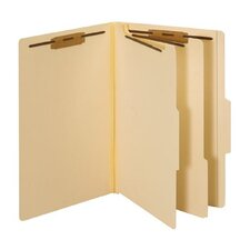 18 pt. Manila Legal Size Classification Folder (Set of 50)