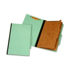 25 pt. Legal Size Classification Folder (Set of 20)