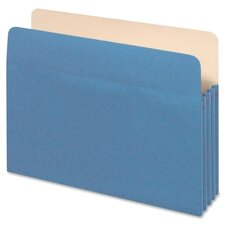 Colored File Pocket