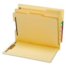 End Tab Classification Folder (10 Per Box)