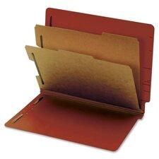 End Tab Classification Folder (10 Per Box)