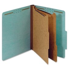 Pressboard Classification Folder (10 Per Box)