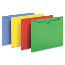 Colored File Jacket (100 Per Box)