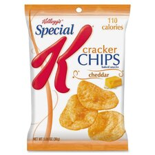 Cheddar Cheese Cracker Chips