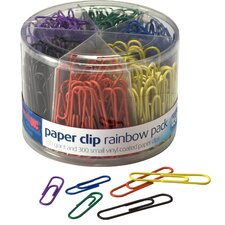 Paper Clips in Tub