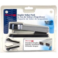 Stapler Kit Value Pack