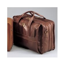 <strong>Winn International</strong> Cowhide Leather Briefcase