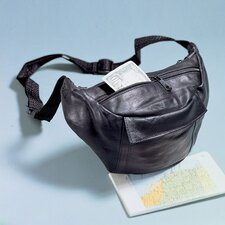 Top Grain Leather Fanny Pack