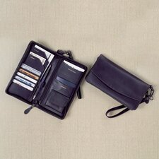 Cowhide Nappa Leather Travel Organizer