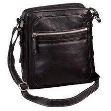 Full Grain Cowhide Leather CompactTravel/Camera Bag