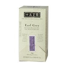 Tazo Tea, Earl Gray Blend, Black
